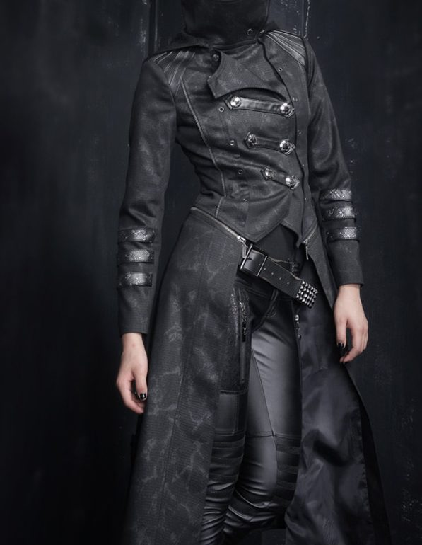 Cyberpunk Womens Jackets