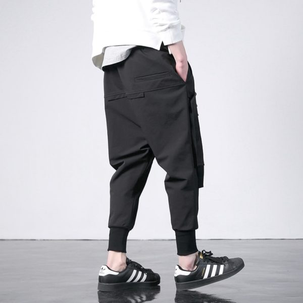 Cyberpunk Jogger pants back