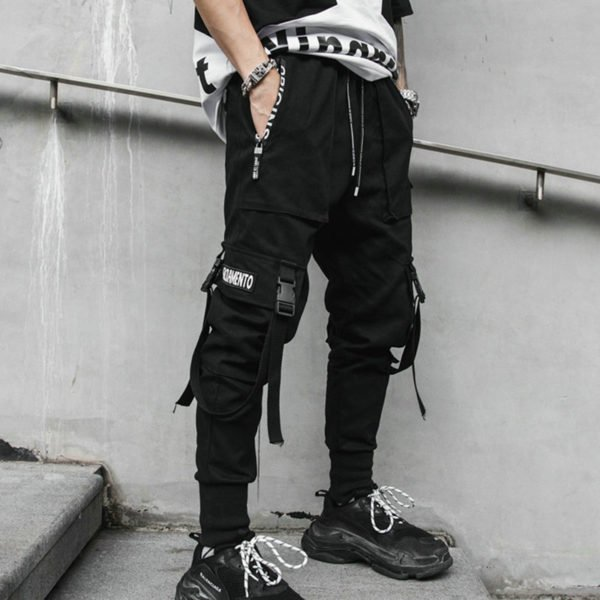 Cyberpunk Mens Pants