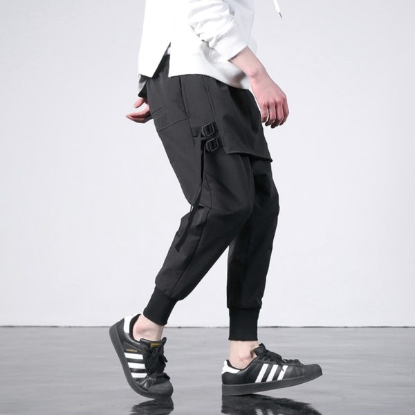 Cyberpunk Jogger pants side