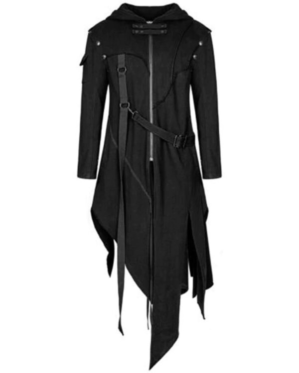 Cyberpunk Long Sleeve Jacket