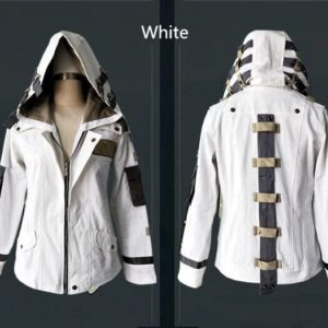 Pubg Samurai Cosplay Costumes white