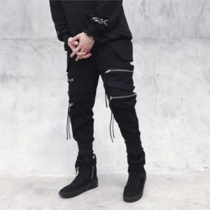 Hip Hop Cyberpunk Pants