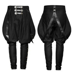 Cyberpunk Uniform Style pants