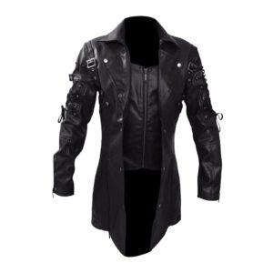 Samurai Leather jacket