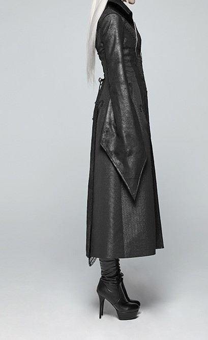 Cyber punk Outwear Coat
