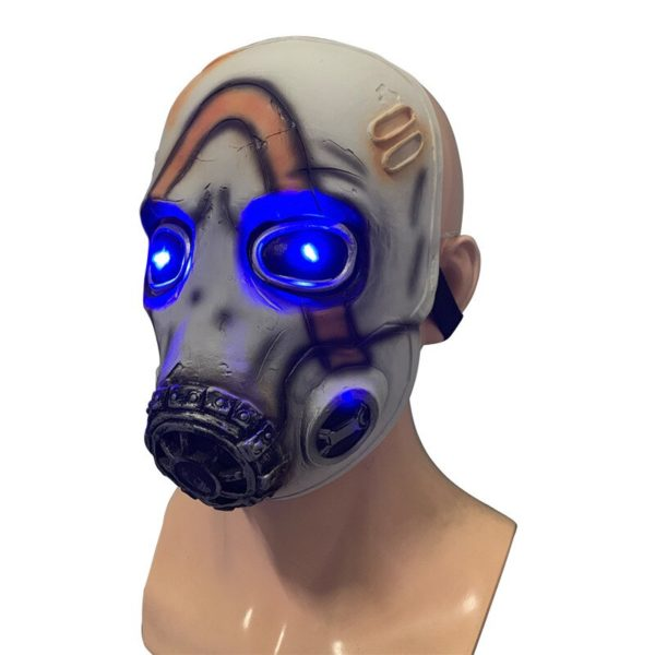 Cyber punk Latex Mask