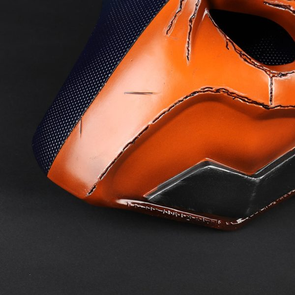 Deathstroke Cyber punk Mask