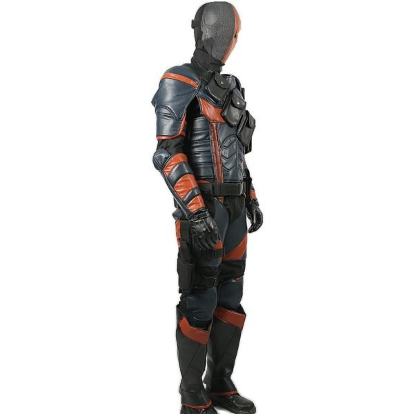 Cyber Punk Superhero Costume
