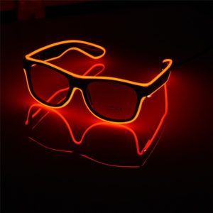 Flashing Light up Glasses