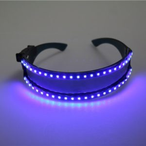 Smart LED Laser Glasses
