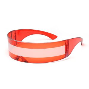 Tron Visor Glasses