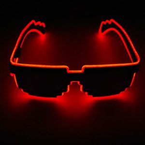 illuminated Rave Glasses
