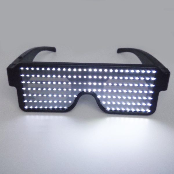 Dancing LED Smart Glasses
